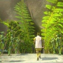 Epic: felci gigantesche in una scena del coloratissimo film diretto da Chris Wedge