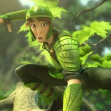 Epic: Nod in una scena del film animato di Chris Wedge