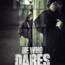 He Who Dares: la locandina del film