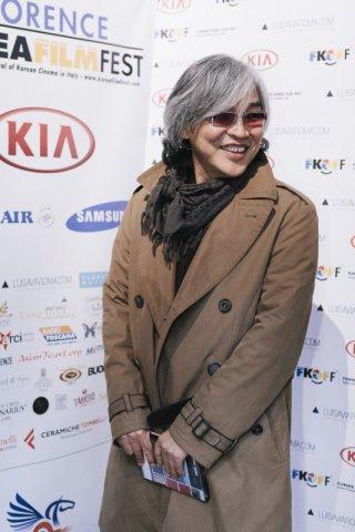 Un'immagine del regista Im Sang-Soo al Florence Koreal Film Fest 2013