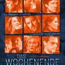 Das Wochenende: la locandina del film