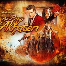 Doctor Who: un'immagine promozionale dell'episodio The Rings of Akhaten
