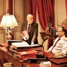 Il ministro - L'esercizio dello Stato: una scena del film