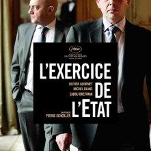 Il poster francese de Il ministro - L'esercizio dello Stato