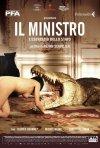 La locandina italiana de Il ministro - L'esercizio dello Stato