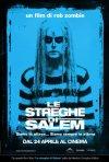 Le streghe di Salem: il poster italiano del film