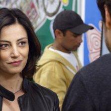 Viaggio sola: Alessia Barela in una scena del film