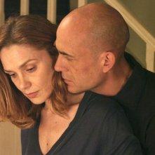Viaggio sola: Fabrizia Sacchi e GianMarco Tognazzi in una scena del film
