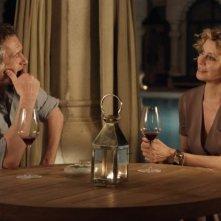 Viaggio sola: Margherita Buy in dolce compagnia in una scena del film