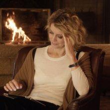 Viaggio sola: Margherita Buy in una scena del film