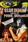 Blue demon vs. el poder satanico: la locandina del film