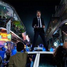 Now You See Me: Mark Ruffalo in una scena del film