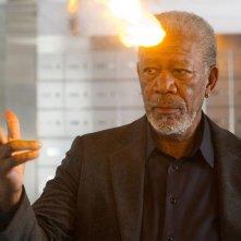 Now You See Me: Morgan Freeman in una magica scena