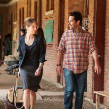 Paul Rudd e Tina Fey nel film Admission
