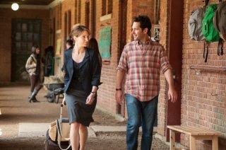 Paul Rudd e Tina Fey nel film Admission