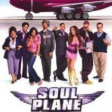 Soul Plane: la locandina del film