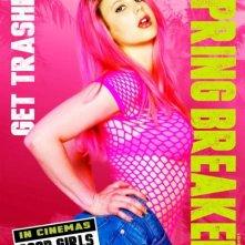 Spring Breakers: Character Poster USA per Rachel Korine