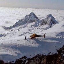 The Art of Flight: un'immagine del documentario sullo snowboarding estremo