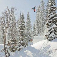 The Art of Flight: una scena del documentario sullo snowboarding
