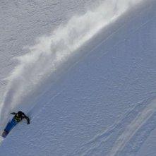 The Art of Flight: una scena tratta dal documentario sullo sport estremo da neve