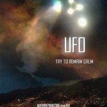 UFO: la locandina del film