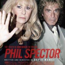 Phil Spector: la locandina del film