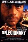 The Legionary - Fuga all'inferno: la locandina del film