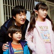7 Days of Himawari & Her Puppies: una immagine del film giapponese
