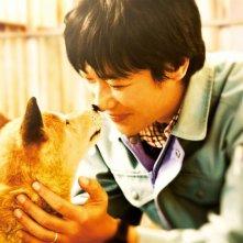 7 Days of Himawari & Her Puppies: una scena del film