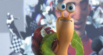 Turbo: la Lumaca Turbo in una delle prime immagini della commedia animata in 3D