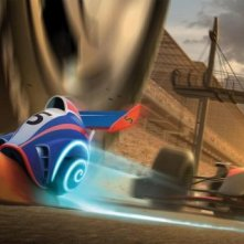 Turbo: una delle prime immagini della commedia animata in 3D sulla Lumaca superveloce