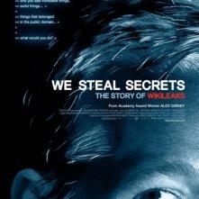 We Steal Secrets: The Story of WikiLeaks: la locandina del film