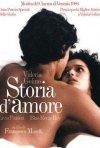 Storia d'amore: la locandina del film