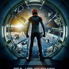 Ender's Game: la locandina del film