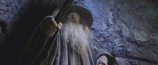 Ian McKellen in The Hobbit: La desolazione di Smaug