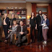 In Treatment: una foto promozionale del cast della serie