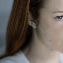 Oblivion: Andrea Riseborough in un bel primo piano nei panni di Victoria