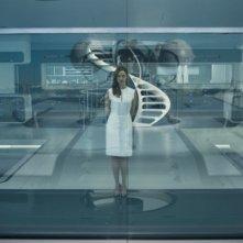 Oblivion: Andrea Riseborough in una scena del film nei panni di Victoria