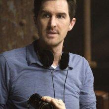 Oblivion: il regista Joseph Kosinski sul set