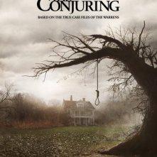 The Conjuring: la nuova locandina del film