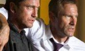 Olympus Has Fallen: Gerard Butler e Aaron Eckhart a Roma