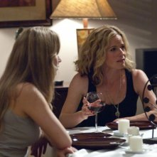 House at the End of the Street: Elisabeth Shue e Jennifer Lawrence in una scena