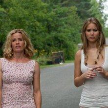 House at the End of the Street: Elisabeth Shue e Jennifer Lawrence sono madre e figlia in una scena