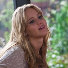 Jennifer Lawrence in un bel primo piano tratto da Hates - House at the End of the Street