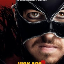 Kick-Ass 2: character poster di Christopher Mintz-Plasse, alias The Motherfucker