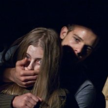 Max Thieriot in una scena del thriller Hates - House at the End of the Street