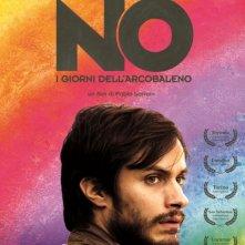 No - I giorni dell'arcobaleno: la locandina italiana
