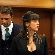 Passione sinistra: Alessandro Preziosi e Valentina Lodovini in una scena