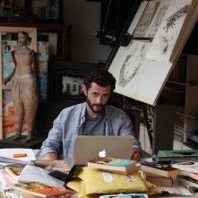 Passione sinistra: Vinicio Marchioni in un'immagine tratta dal film