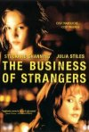 The Business of Strangers: la locandina del film
